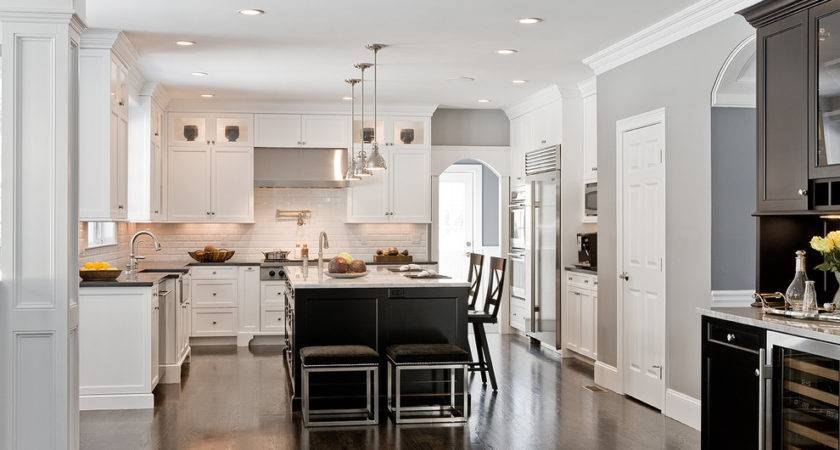 Kitchen Glamorous Paint Colors Cabinerty
