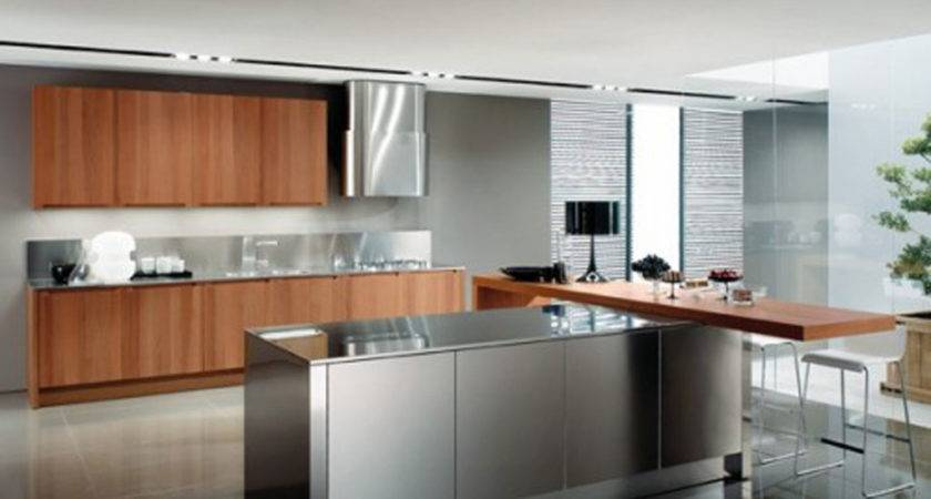 Kitchen Island Design Microwave Cooktop