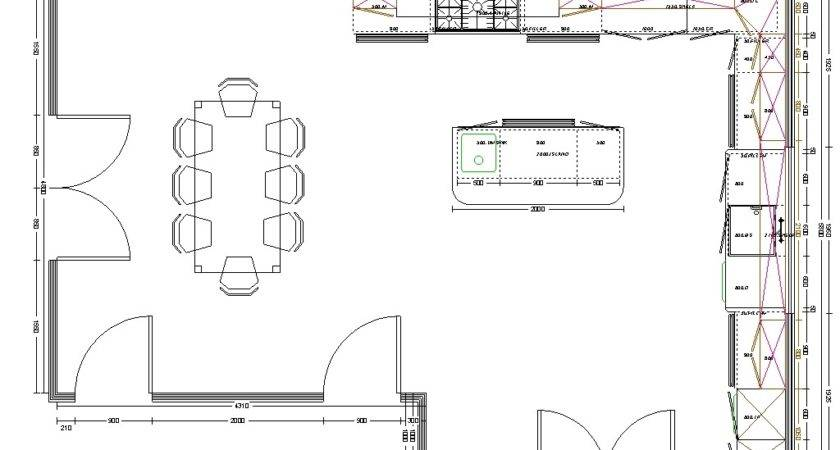Kitchen Layout Planner Luck Interior
