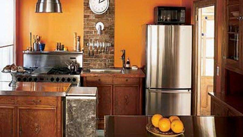 Kitchen Nice Small House Designing