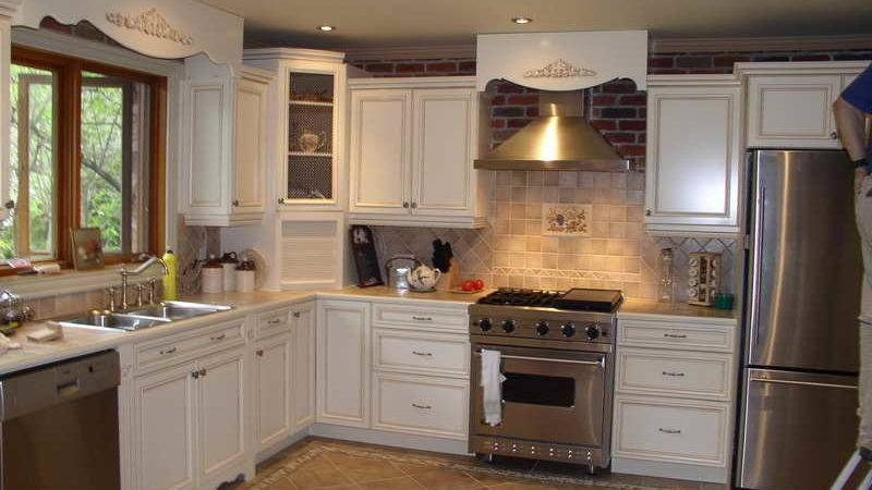 Kitchen Paint Cabinets Ideas Nice Tiles