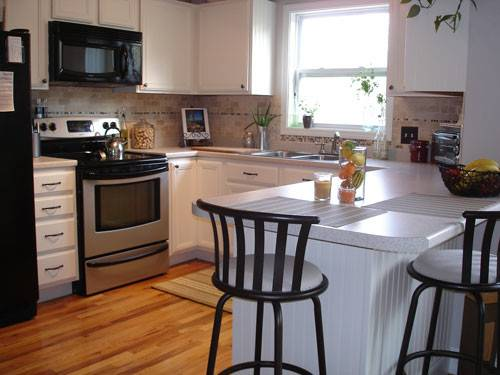 Kitchen Paint Color Ideas White Cabinets