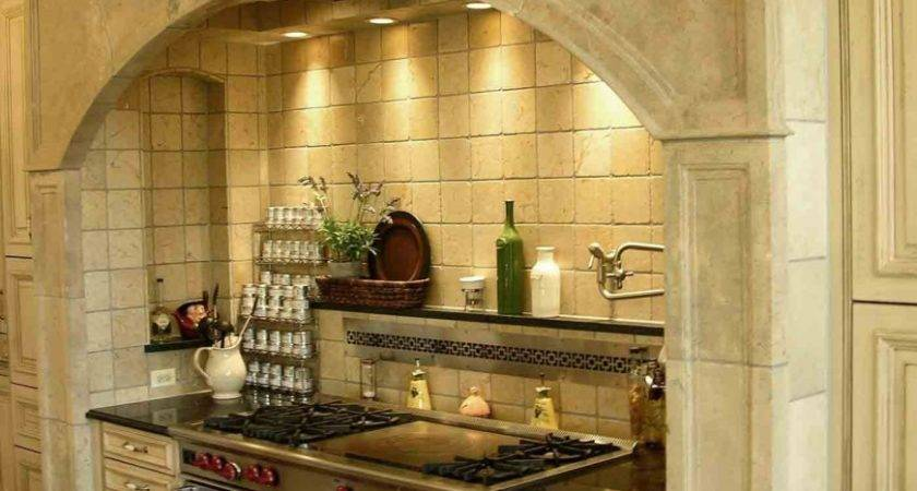 Kitchen Range Hood Ideas