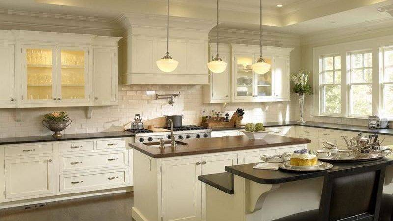 Kitchen Remodeling Butter Cream Paint Ideas All