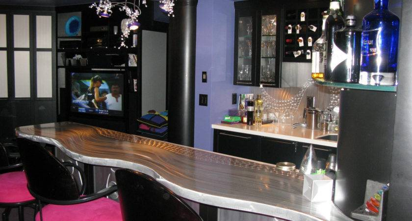 Kitchen Stainless Steel Countertops Black Cabinets Craft