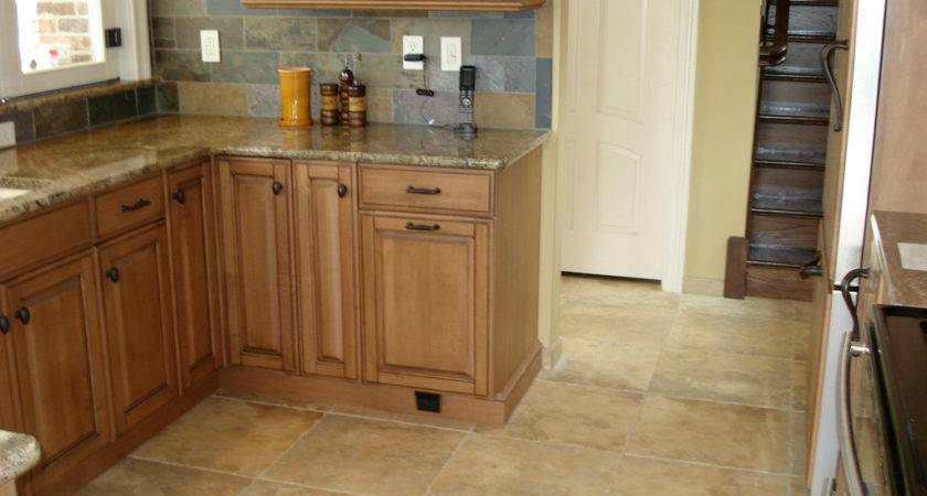Kitchen Tile Flooring Furniture