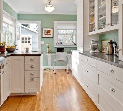 Kitchen Wall Color Home Design Ideas Remodel