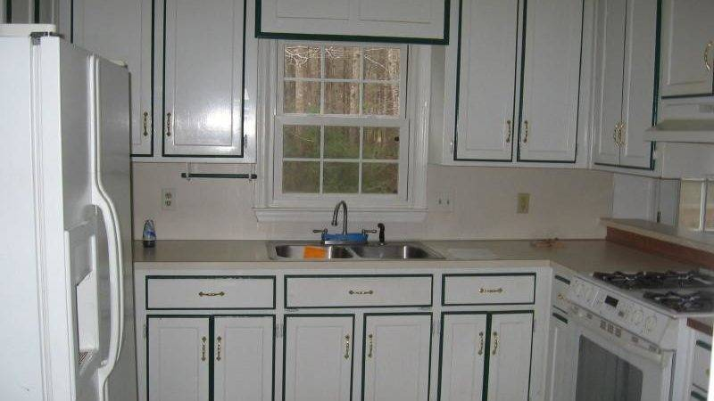Kitchen White Cabinet Painting Color Ideas