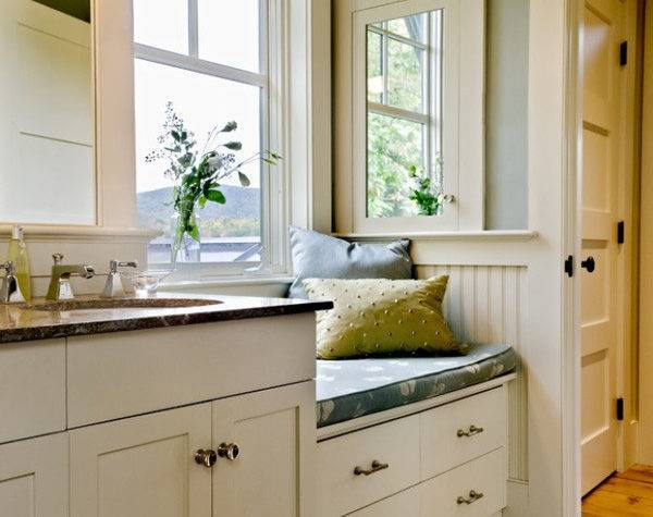 Kitchen Window Seat Ideas Designs
