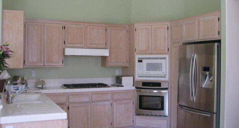 Kitchens Oak Cabinets Luxurious Home Design