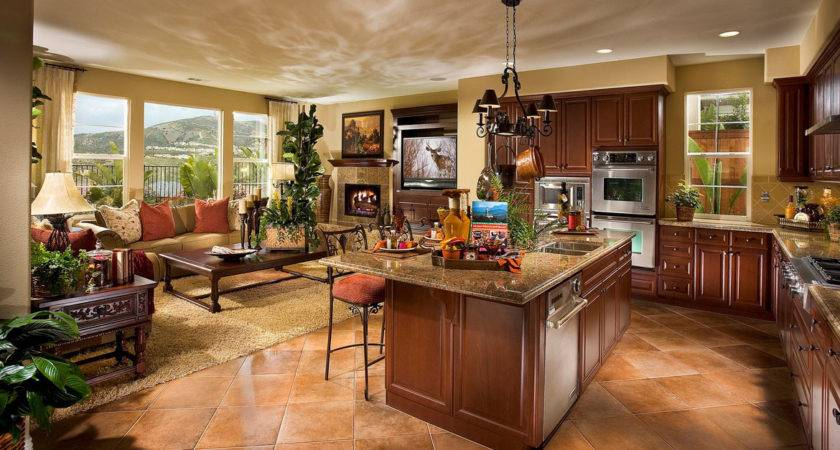 Kitchens Today Open Concept Home