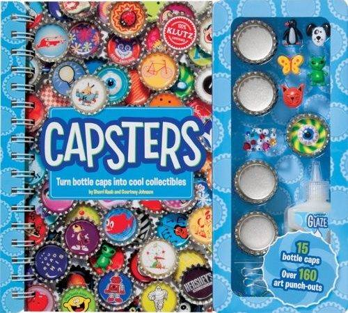 Klutz Capsters Turn Bottle Caps Into Cool Collectibles