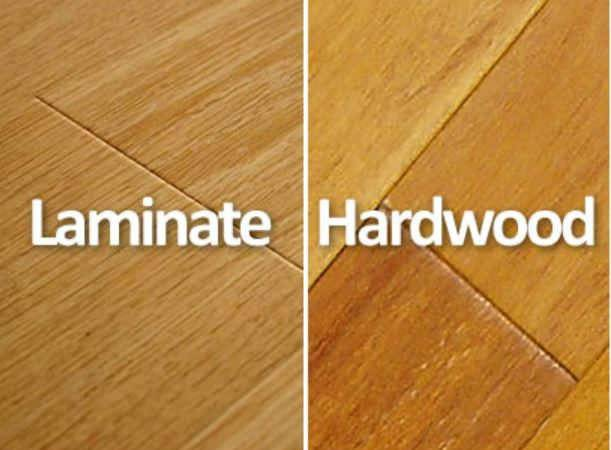 Knowing Difference Between Hardwood Laminate
