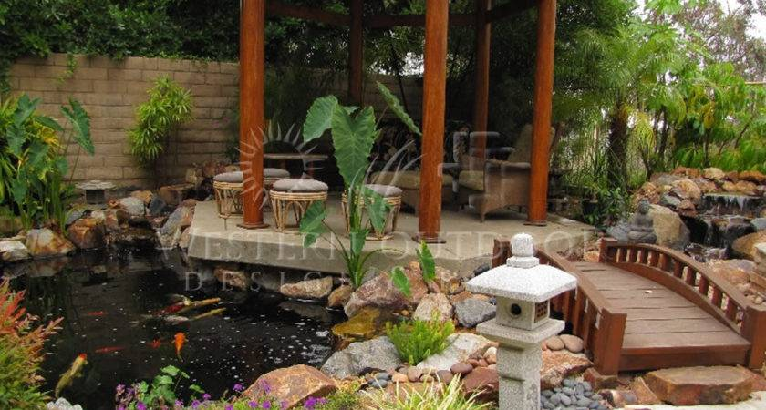 Koi Ponds Pondless Waterfeatures Western Outdoor