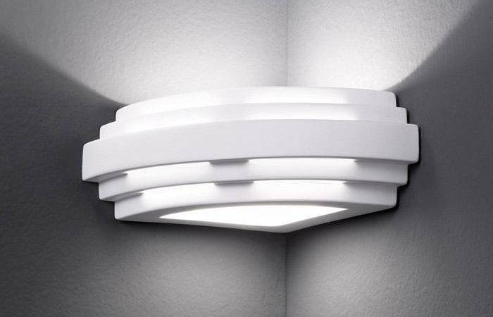 Kolarz Stiegel Corner Wall Light Luxury Lighting