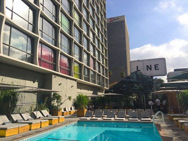 Koreatown Los Angeles Hotels