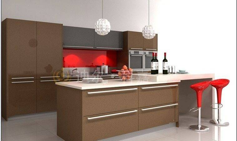 Lacquer Kitchen Cabinets Home