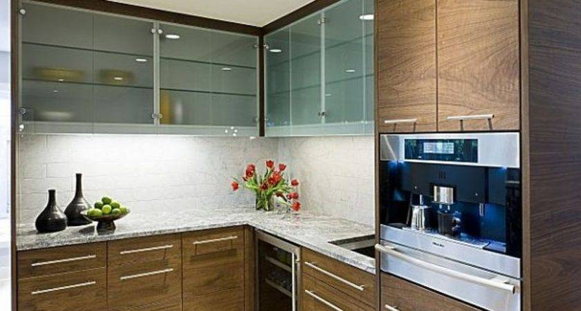 Lacquered Wooden Cabinet Glass Sliding Doors
