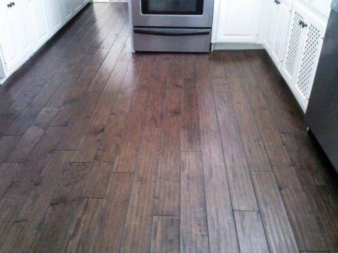 Laminate Flooring Looks Like Reclaimed Wood