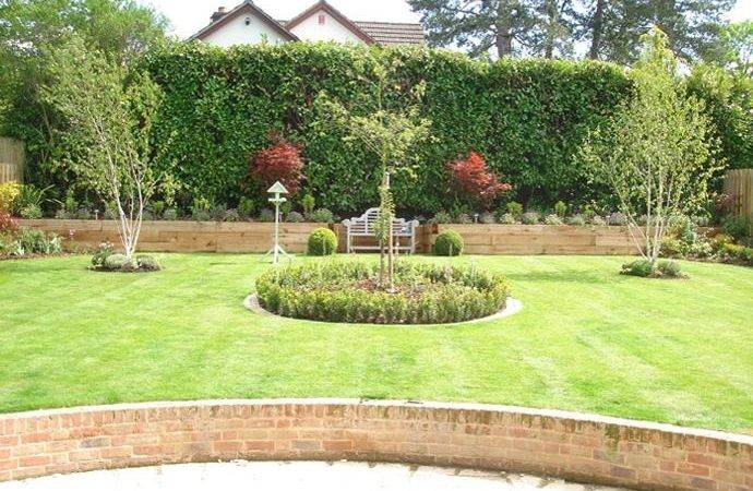 Landscape Gardening Winchester Hampshire Andover