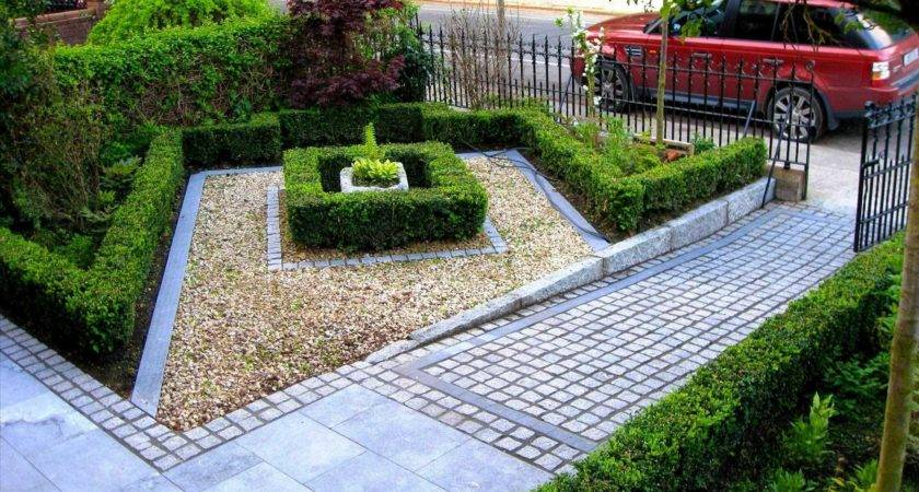 Landscape Ideas Grass Small Front Yard Exterior