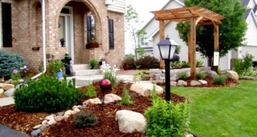 Landscaping Budget Finest House Yard