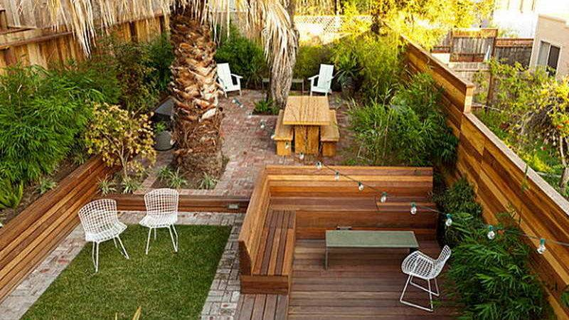 Landscaping Gardening Coco Backyard Ideas Small