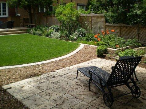 Landscaping Ideas Small Backyards Landscape