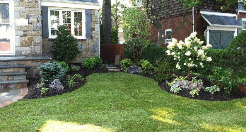 Landscaping Small Front Yards Landscape Traditional