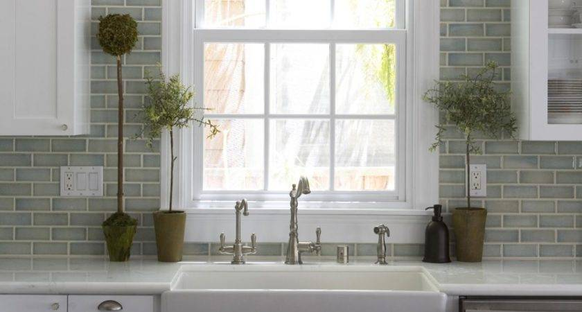 Large Kitchen Window Treatments Hgtv Ideas