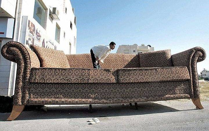 Largest Sofa Cool Fun Pics Funny