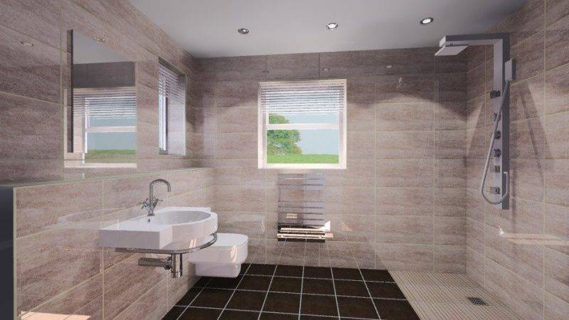 Latest Bathroom Designs Large Beautiful Photos
