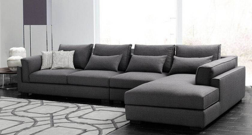 Latest Modern Corner New Sofa Design Living Room