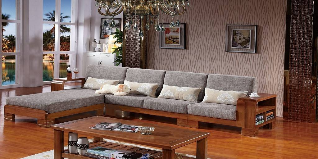 Latest Wooden Sofa Set Designs Best Models - The Inductive