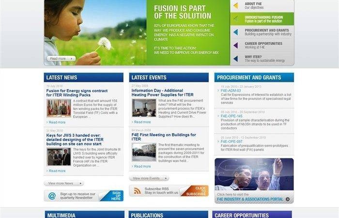 Launches Its New Website