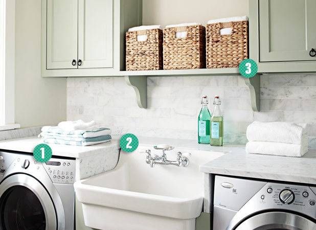 Laundry Room Design Essentials Ideas