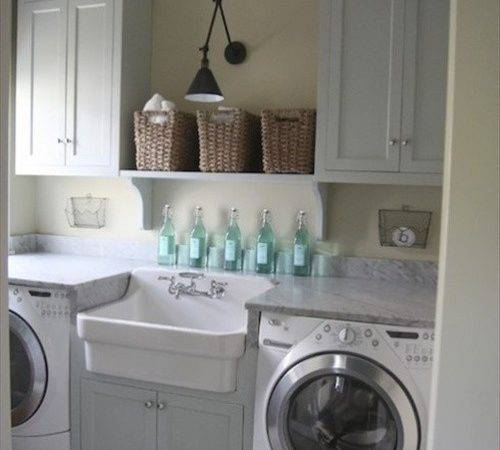 Laundry Room Ideas Place Clean Clothes Home