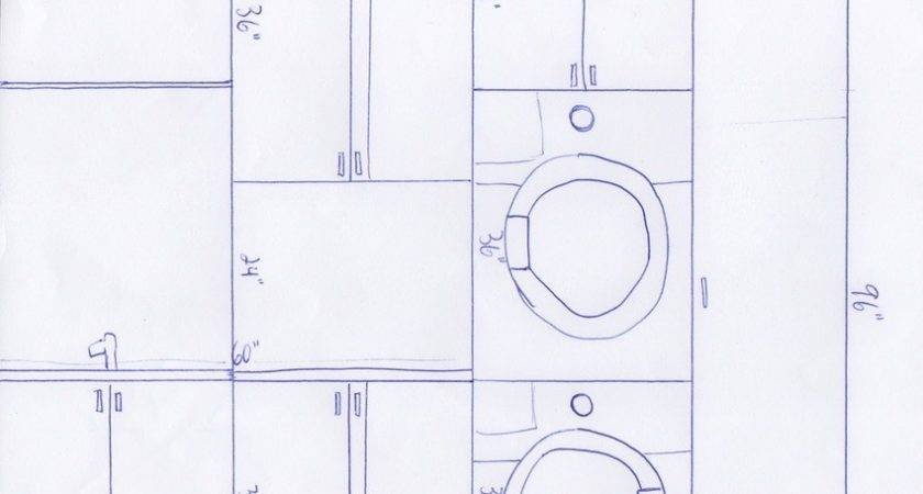 Laundry Room Layout Bedroom Bath Floorplan