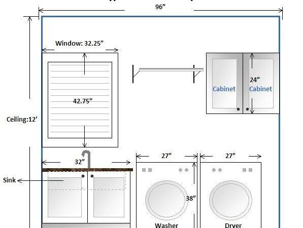 Laundry Room Layout Home Style