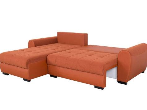 Lava Corner Sofa Bed Primagroup