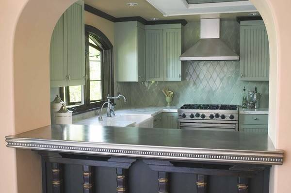 Lavin Pewter Countertop Francois Kitchen Countertops