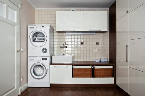 Layout Efficient Laundry Room Freshome