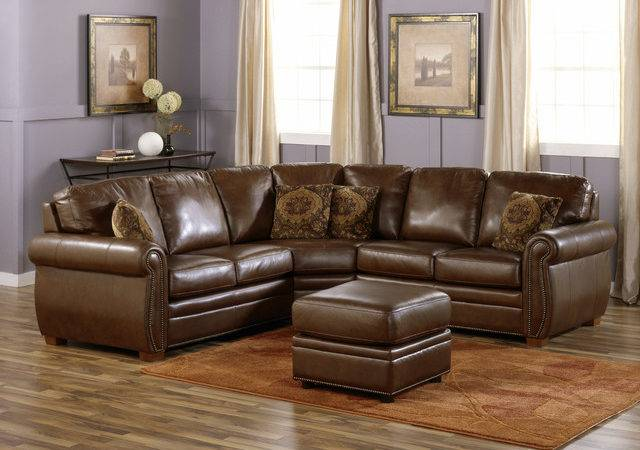 Leather Sectionals Your Living Room