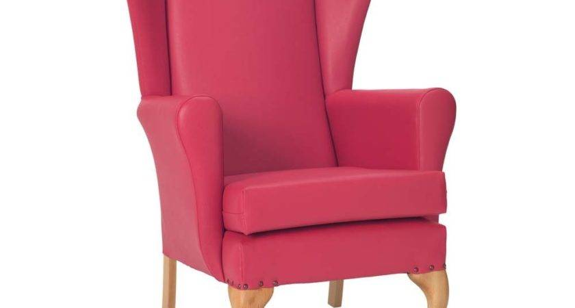 Leckford Wing Chair Orchid Year Warranty Day