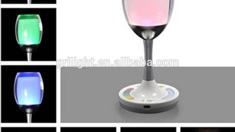 Led Wine Light Bulb App Smartphone Group Controlled