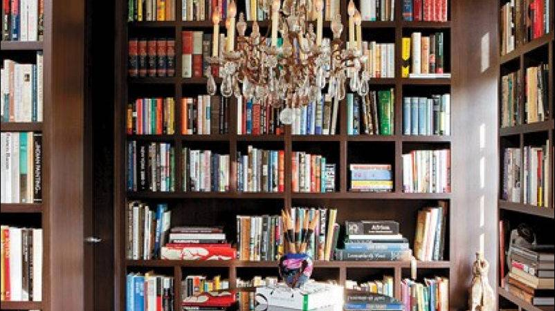 Let Decorate Creating Relaxing Home Library