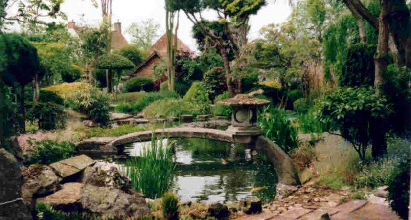 Let Learn Japanese Gardens Nature