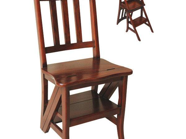 Library Chair Stepladder