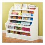 Life Bella Front Facing Bookcase