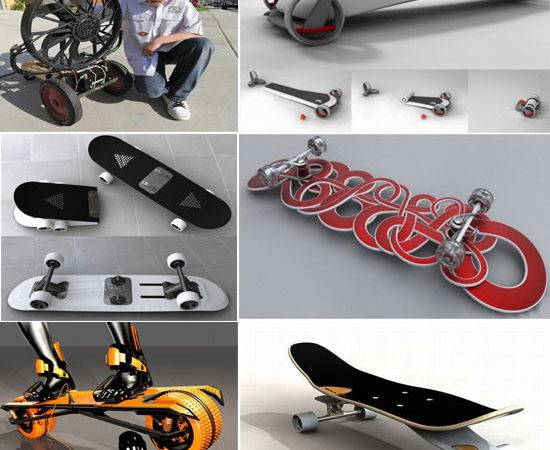Lifestyle Cafe Extraordinary Cool Skateboards Love